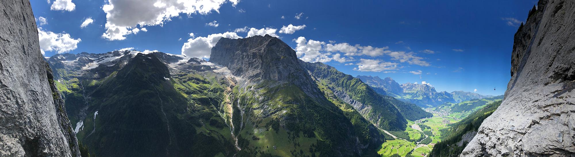 Fürenwand-Klettersteig